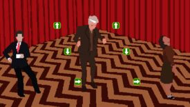 Image for Do The Twin Peaks Twist In Fire Dance With Me