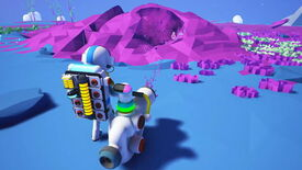 Image for Astroneer gets colourful with new painting tools