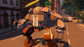 Image for Bam! Bif! Pow! LEGO Marvel's Avengers Out Today