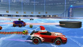 Image for Merry Caristmas: Rocket League Festivities Announced