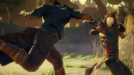 Image for Absolver's multiplayer melee combat looks ace