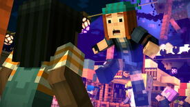 Image for Cor, That Was Fast! Minecraft: Story Mode Ep 2 Today