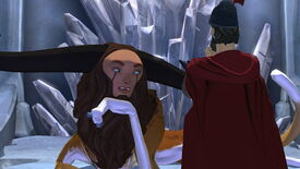Image for Eventually Upon A Time: King's Quest Chapter 4 Is Out