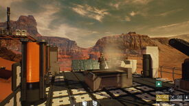 Image for Martian survive 'em up Rokh hitting early access in May
