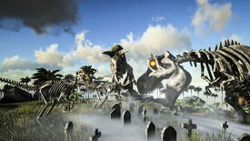 Image for Skelesaurs! Ark: Survival Evolved Celebrating Halloween