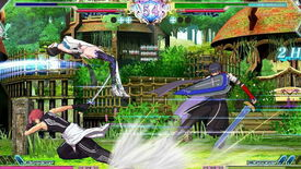 Image for 2D Fighting Game Blade Arcus Punches Onto PC