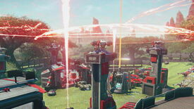 Image for Goin' Up! PlanetSide 2 Adds Base-Building
