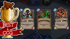 Image for The greatest CCG Of 2014: Hearthstone