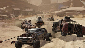 Image for Ride eternal, shiny and chrome: Crossout hits open beta