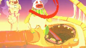 Image for Clowning Around: Dropsy Dropping By In September
