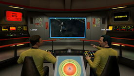 Image for Star Trek: Bridge Crew drops out of hyperspace