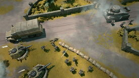 Image for MMO sandbox war Foxhole marches on early access