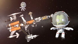 Image for Offblast! Take-Two buy Kerbal Space Program