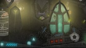 Image for Papercraft point & clicker Dark Train is free today