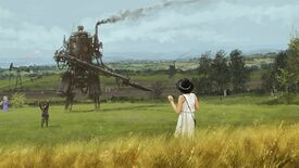 Image for 1920's mech RTS Iron Harvest is a Kickstarter success