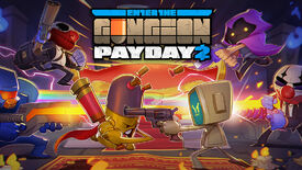 Image for Enter The Gungeon meets Payday 2 with crossover items