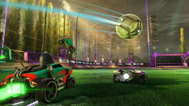 Image for Football With Rocketcars: Rocket League Released
