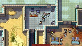 Image for The Escapists Spin-off Meets The Walking Dead