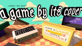 Image for A Game By Its Cover jam offers Famicase fun