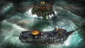 Image for Abandon Ship sails out of early access