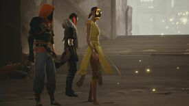 Image for The stars of Absolver's new mode are the fashion fiends