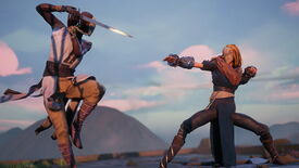 Image for Absolver patch whacks 'spammers' and adds masks