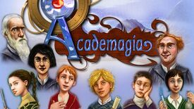 Image for School's in: Hogwarts sim Academagia is on Steam
