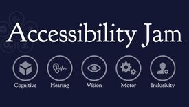 Image for Open Your Eyes (And Ears, Etc.) For The Accessibility Jam