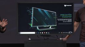 Image for Acer's Nvidia BFGD is still MIA, but their Predator CG437KP could be the next best thing