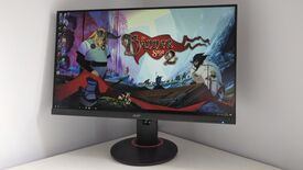 Image for Acer XF270HUA review: An oldie, but still a great 27in 144Hz monitor