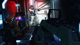 Image for Modders Give Gearbox's Aliens Some Colonic Irrigation