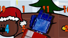 Image for The Games Of Christmas: December 11th