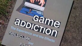 Image for Book: Game Addiction
