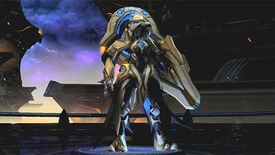 Image for Protoss The Button: Starcraft II Legacy Of The Void Beta