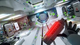 Image for Space Ghosts: Zero-G Exploration In Adr1ft