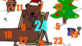 Image for The Amazing RPS Advent Calendar 2011!