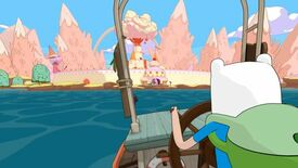 Image for Adventure Time spawning an open-world sailing game
