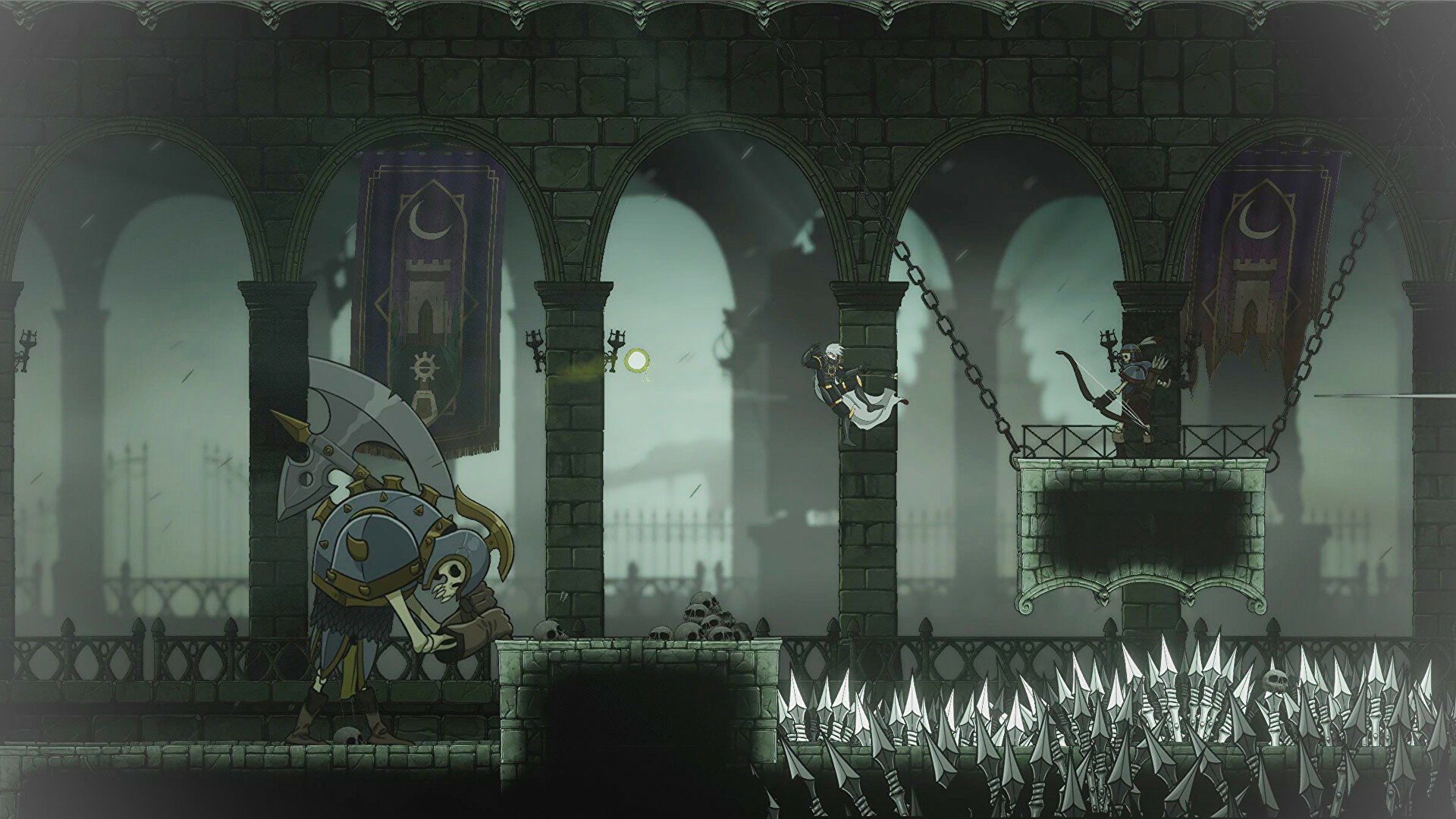 This new metroidvania's world reminds me of Hollow Knight