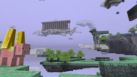 Image for Tell Me There's A Heaven: Minecraft's Aether