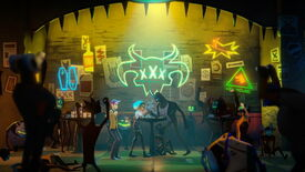 Image for Afterparty trailer shows Oxfenfree studio's hellish bender