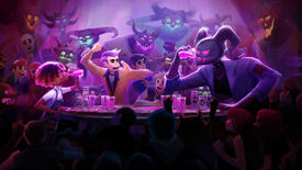 Image for Oxenfree devs announce Afterparty, a Hellish pub crawl