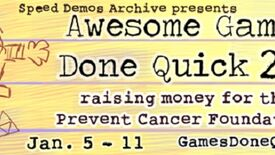 Image for Awesome Games Done Quick Raises More Than $1,000,000