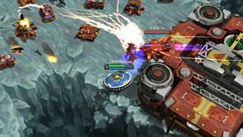 Image for AirMech Brings Transforming Robots To Chrome