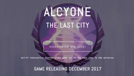 Image for IF Only: Alcyone on Kickstarter