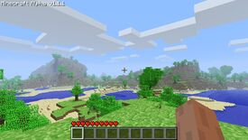 Image for The 'holy grail' of lost Minecraft alphas has been found after a decade