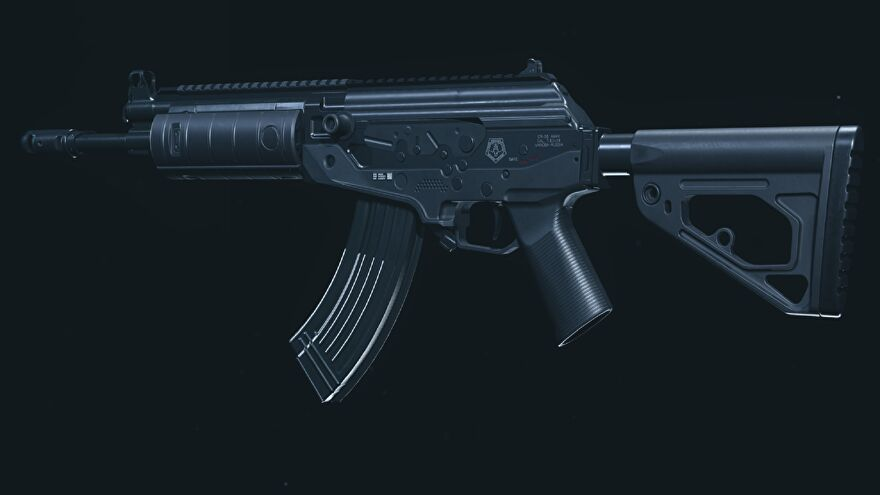 The CR-56 AMAX in Call of Duty: Warzone