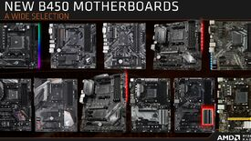 Image for AMD's AM4 motherboards get a mid-range face-lift with new B450 chipset