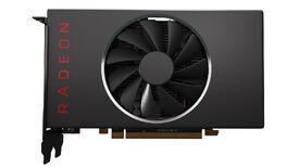 Image for AMD's Radeon RX 5500 takes aim at Nvidia's GTX 1650