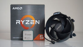 Image for This AMD Ryzen 5 5600X at £255 is this week's best CPU deal