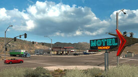 Image for American Truck Simulator teases the sights, truckstops and random stretches of tarmac of Oregon